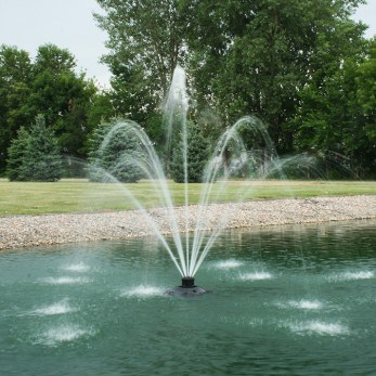 Decorative Pond Fountains