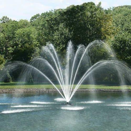 Lake Fountains