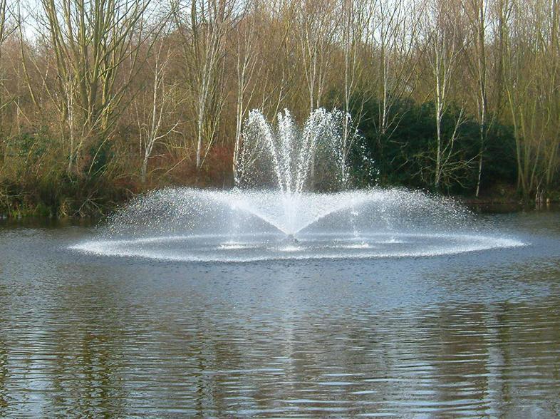 Lake Fountain 002